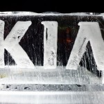 Kia Ice Sculpture