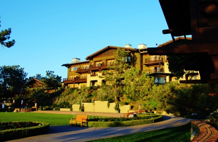 The Lodge at Torrey Pines, La Jolla