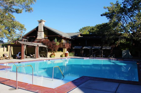 The Pool at the Lodge at Torrey Pines
