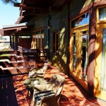 Relax in the Shade at the Lodge at Torrey Pines