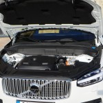 have a look at the Volvo XC90 T8 twin engine set up