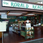 Have a drink at The Ronald Reagan Pub