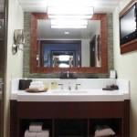 A bathroom at The Ritz-Carlton, Ranch Mirage