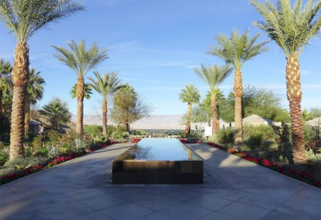 The Ritz-Carlton, Rancho Mirage features breathtaking views of Palm Springs and the Coachella Valley